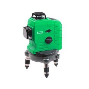 Лазерный нивелир Instrumax 3D GREEN (IM0128)