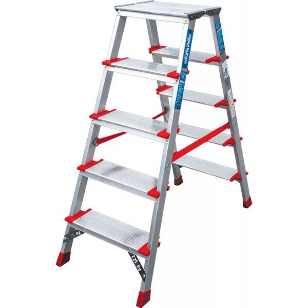 Лестница-стремянка индустриальная Новая высота NV512 (5120205)