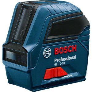 Линейный лазерный нивелир BOSCH GLL 2-10 Professional (0601063L00)