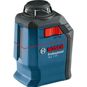 Линейный лазерный нивелир BOSCH GLL 2-20 Professional (0601063J00)