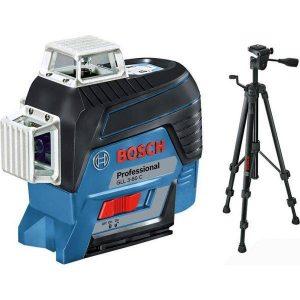 Линейный лазерный нивелир BOSCH GLL 3-80 C Professional (0601063R01)