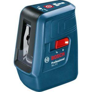 Линейный лазерный нивелир BOSCH GLL 3 X Professional (0601063CJ0)