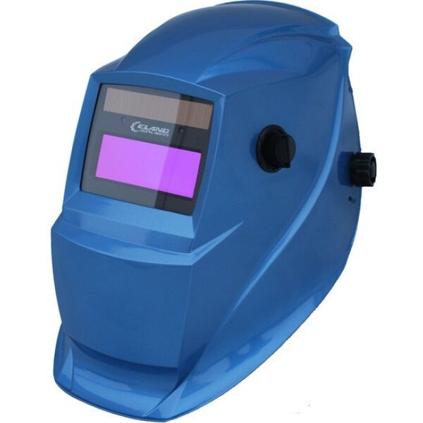 Маска сварщика ELAND HELMET FORCE 801 BLUE