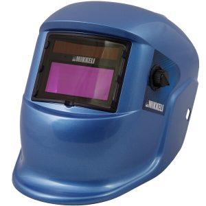 Маска сварщика MIKKELI М-500 (синяя)