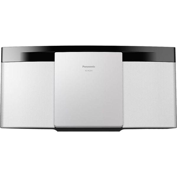 Микросистема Panasonic SC-HC200 (белый)