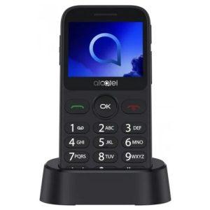Мобильный телефон Alcatel 2019G (серый)