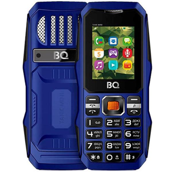Мобильный телефон BQ-Mobile BQ-1842 Tank mini (синий)
