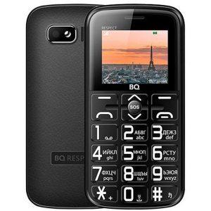 Мобильный телефон BQ-Mobile BQ-1851 Respect (черный)