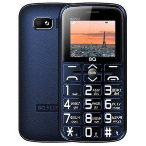 Мобильный телефон BQ-Mobile BQ-1851 Respect (синий)