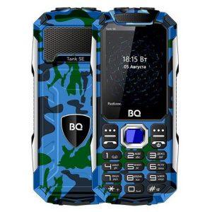 Мобильный телефон BQ-Mobile BQ-2432 Tank SE (камуфляж)