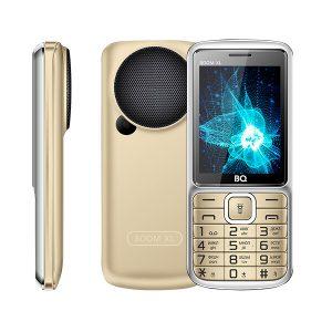 Мобильный телефон BQ-Mobile BQ-2810 Boom XL (золотистый)
