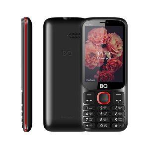 Мобильный телефон BQ-Mobile BQ-3590 Step XXL+ (черный/красный)