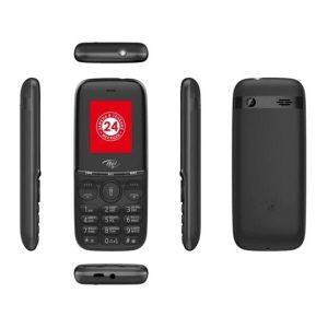 Мобильный телефон ITEL IT2320 (черный)