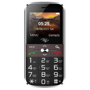 Мобильный телефон Itel IT2590 (черный)