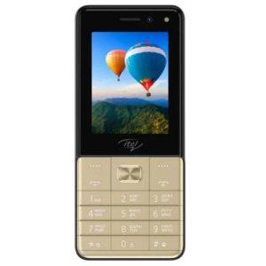 Мобильный телефон Itel IT5250 (золотистый)