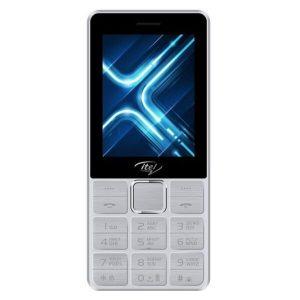 Мобильный телефон Itel IT5630 (серебристый)