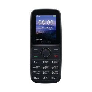 Мобильный телефон Philips E109 (черный)