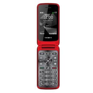 Мобильный телефон TeXet TM-408 (красный)