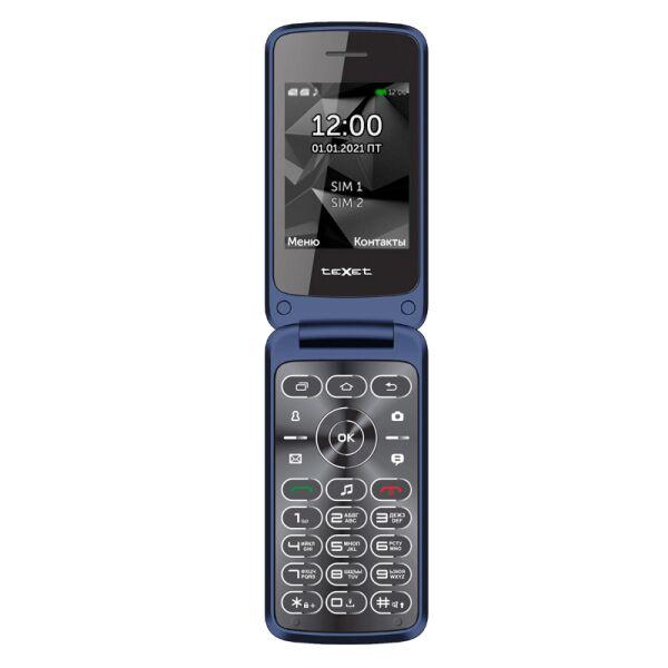 Мобильный телефон TeXet TM-408 (синий)