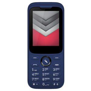 Мобильный телефон Vertex D552 синий