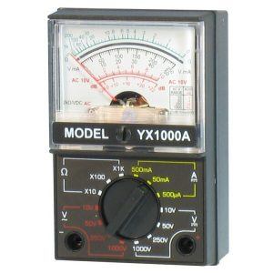 Мультиметр S-line YX1000A