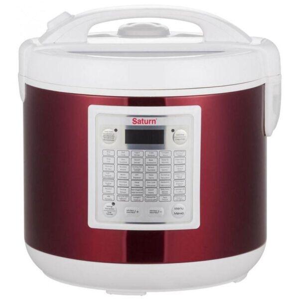 Мультиварка SATURN ST-MC9209 (красная)