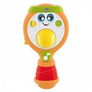 Музыкальная игрушка Chicco Теннисная ракетка