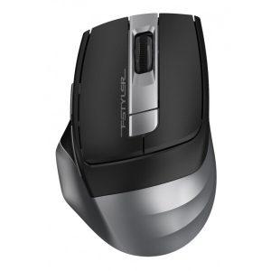 Мышь A4TECH FSTYLER FG35 серый/черный