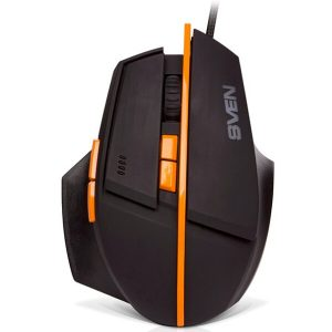 Мышь игровая SVEN RX-G920 черный