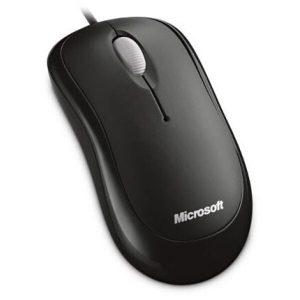 Мышь Microsoft Basic Mouse 4YH-00007