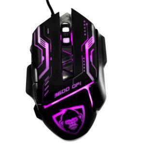 Мышь Ritmix ROM-363 (черный)