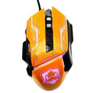 Мышь Ritmix ROM-363 (оранжевый)