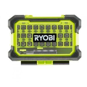 Набор бит Ryobi RAK31MSDI (5132002817) 31 предмет