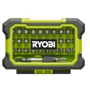 Набор бит Ryobi RAK32TSD (5132002792) 32 предмета
