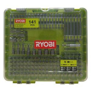 Набор бит Ryobi RAKD141 (5132004667) 141 предмет