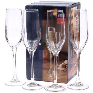 Набор бокалов для шампанского Luminarc Время дегустаций. Шампань P6818