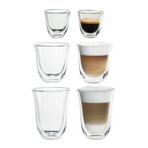 НаборчашекDeLonghi Mix Glasses DLSC302