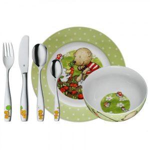 Набор детской посуды WMF Pitzelpatz 1296309964