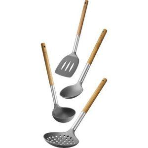 Набор кухонных принадлежностей Lamart Wood LT3900