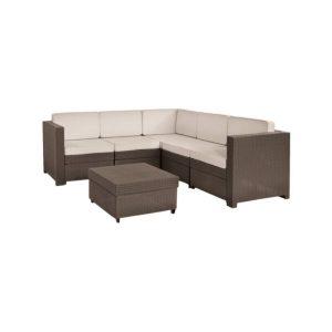 Набор мебели Keter Provence Set (коричневый)