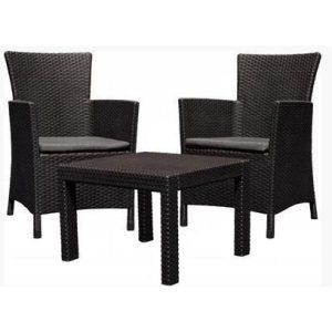 Набор мебели Keter Rosario Balcony (коричневый)