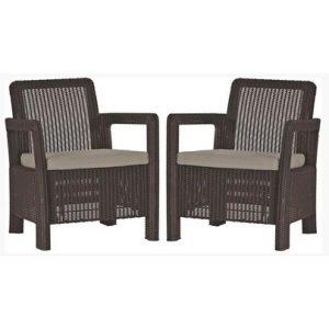Набор мебели Keter Tarifa 2 (коричневый)