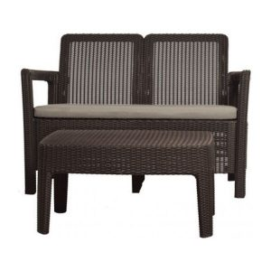 Набор мебели Keter Tarifa (коричневый)