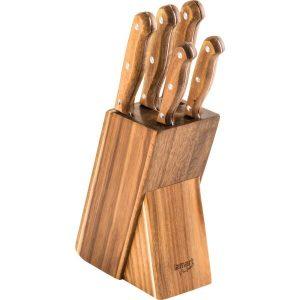 Набор ножей Lamart Wood LT2080