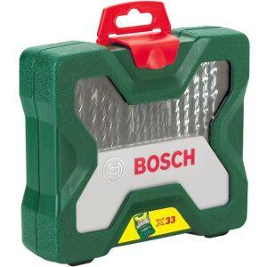 Набор оснастки Bosch Titanium X-Line (2607019325)