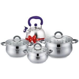 Набор посуды LARA Bell Promo LR02-92