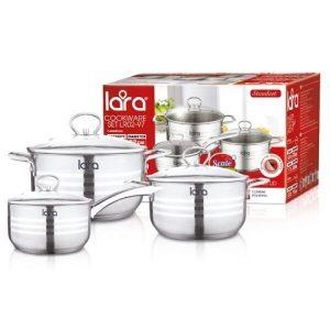 Набор посуды LARA Standart LR02-97