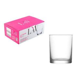 Набор стаканов для виски LAV серия Liberty LV-LBR316F