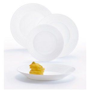 Набор столовый 18 предметов LUMINARC HARENA (10L3270)