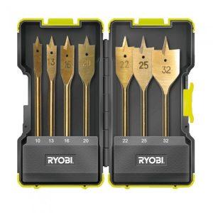 Набор сверл Ryobi RAK07SB (5132002252) 7 предметов